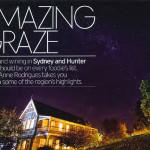 Elle Singapore visits for Hunter Valley Wine & Food Month