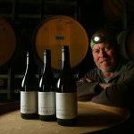 Andrew Thomas grape pickers on night shift