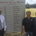 Funding for Hunter Valley resort