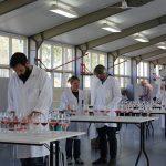 Hunter Valley Wine Show judging 2016