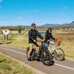 Hermitage Road Cycleway, Huner Valley Wine Country